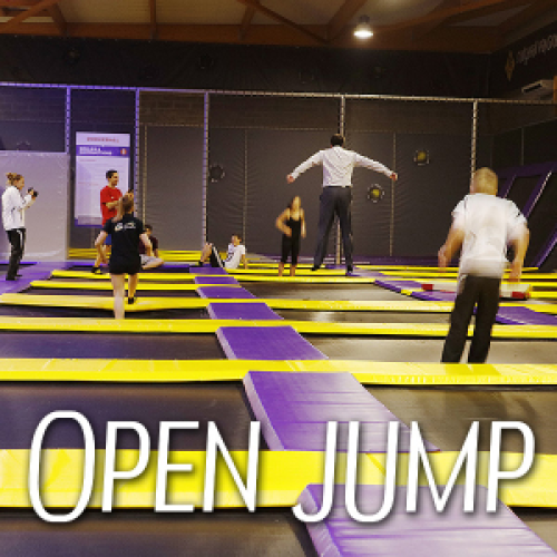 Sessions Open Jump